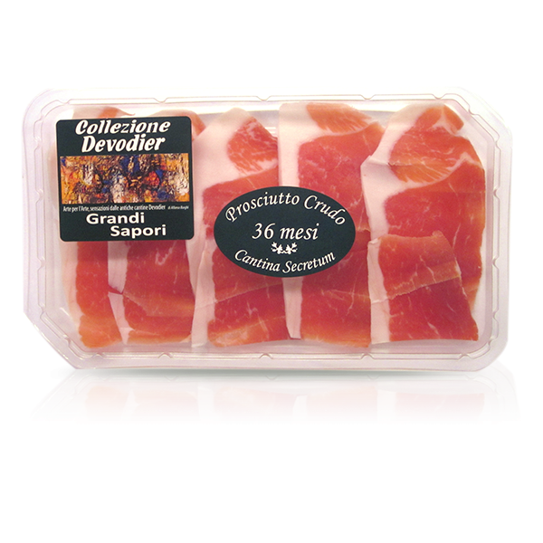 product Great Flavours - Dry-cured 36-month Ham