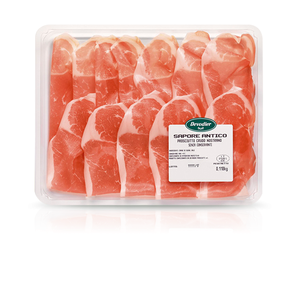 product Ancient Flavour Dry-cured Ham