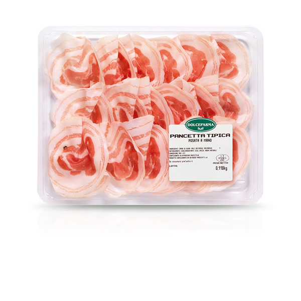product Pancetta typique