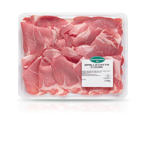product Cooked Shoulder of San Secondo